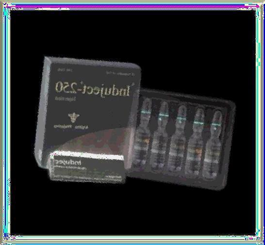 Order Induject-250 (Sustanon) amp. 50 amps  (1ml (250mg/ml)) online cheap in USA